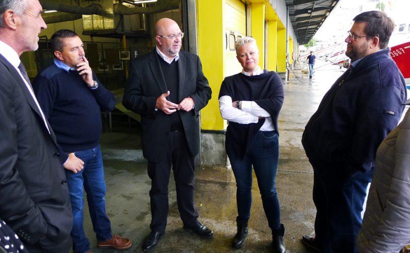Port de pêche de Cherbourg : le Maribelise entre en flotte